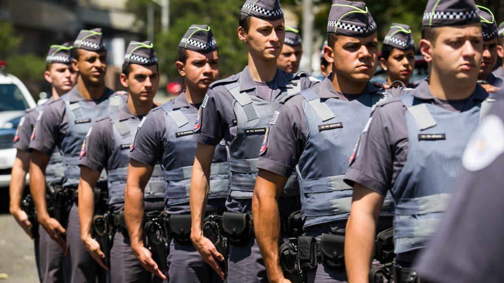 Governo de São Paulo pagará bônus a 76.332 mil policiais
