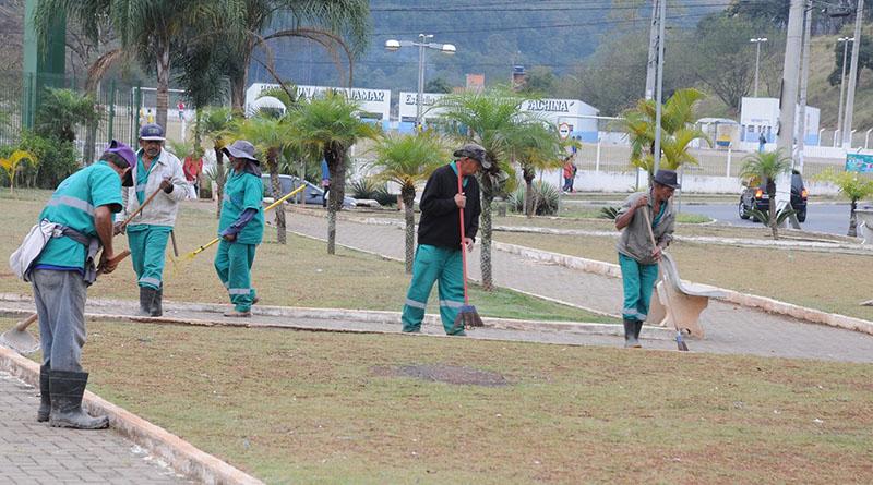 CAJAMAR MAIS BONITA: Prefeitura anuncia limpeza de ruas e praças